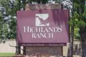 Highlands Ranch Colorado real estate and homes for sale