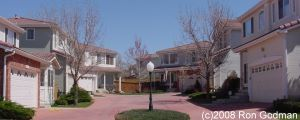 The Villages Subdivision Cluster And Patio Homes In Highlands Ranch,  Colorado 80129. The Villages Entrance. The Villages Cluster Home Example